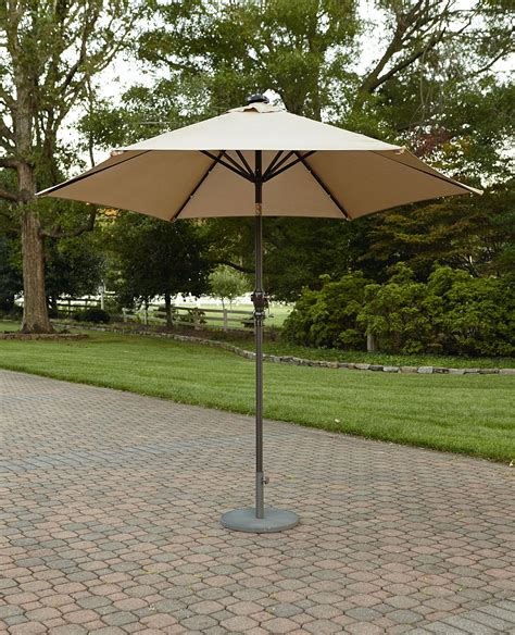 garden oasis solar umbrella limited availability