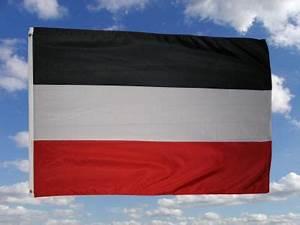 Deutsche Fahne Kaufen : deutsche reichsflagge fahne flagge 90 x 150 cm fahnen und flaggen shop fahnen ~ Markanthonyermac.com Haus und Dekorationen
