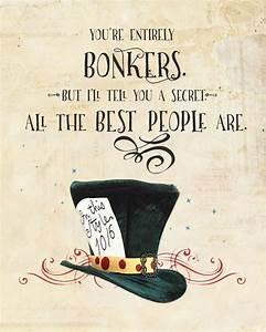 30 Popular Alice In Wonderland Quotes & Quotations | Picsmine