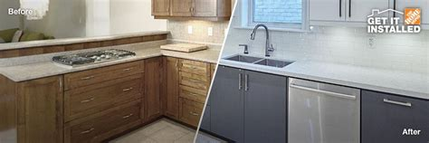 cabinet refacing  home depot canada
