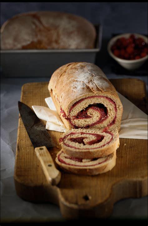rosy swirl bread recipe relish