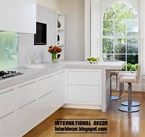 7 Smart designs of L-shaped kitchen