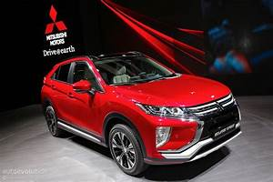 2018 Mitsubishi Eclipse Cross Looks Even Better Up Close ...