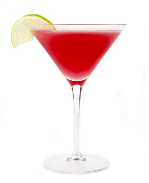 Cosmopolitan Martini Drink