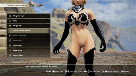 Soul Calibur VI Nude Mod Looking Super Sexy Sankaku Complex