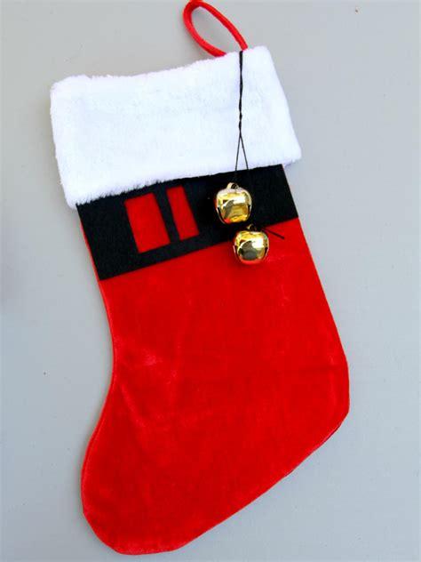 decorate  christmas stocking  kids  tos diy