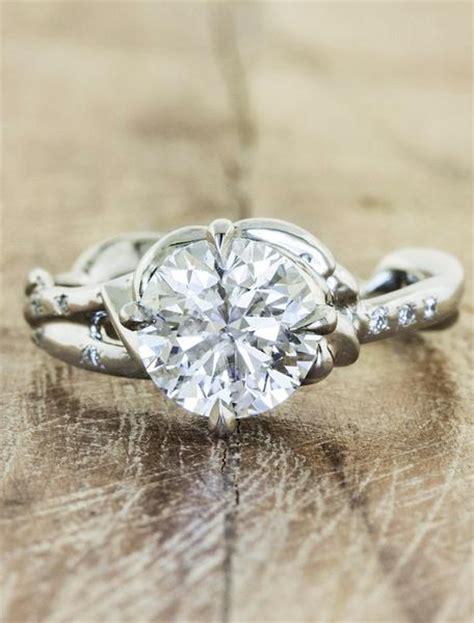 daya sculptural engagement ring ken design daya sculptural engagement ring ken design