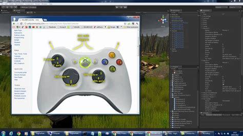 unity  xbox  controller setup youtube