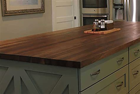 Build Your Own Commercial Butcher Block Top