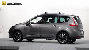 Renault Scénic Edition One : 142ww89 renault grand scenic bose edition 1 5 dci 110 bhp grey silver youtube ~ Gottalentnigeria.com Avis de Voitures