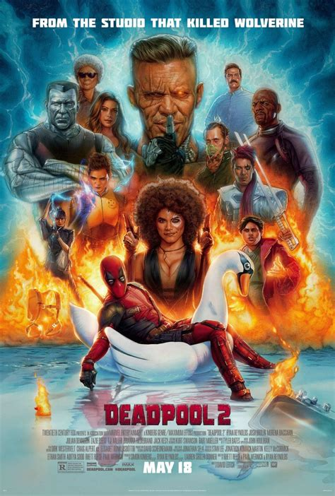 Deadpool 2 Dvd Release Date August 21, 2018
