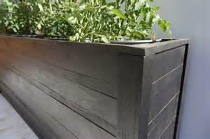 Wall Trough Planter by Planter Boxes Harwell Design Fences Driveway Gates