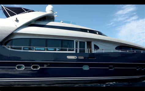 blue mamba oceanline ft mega motor yacht  sale  croatia