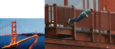 Pašnāvību tilti - Spoki