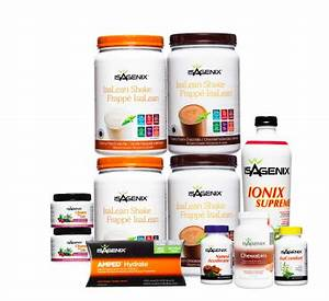 Review 30 day cleanse and fat burning system | Isagenix UK ...