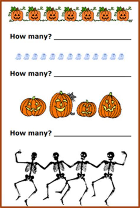 halloween worksheets  activities  preschool pre