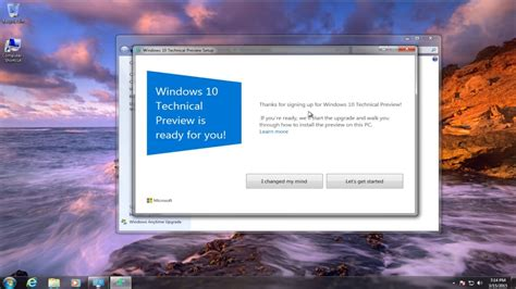 how to upgrade windows 7 8 1 to windows 10 for free