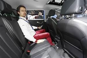 Audi Q2 Interieur : audi q2 les photos du nouveau petit suv audi de la place l 39 arri re du q2 l 39 argus ~ Medecine-chirurgie-esthetiques.com Avis de Voitures