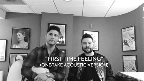 First Time Feeling (acoustic At Ryman