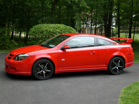 2005 Chevrolet Cobalt Information And Photos Zombiedrive