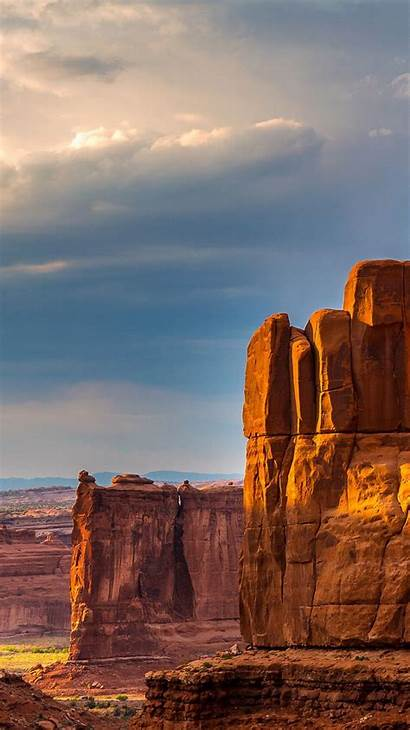 Canyon Iphone Grand Rock Wallpapers Formations Natural