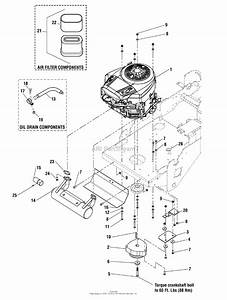 5 Hp Briggs And Stratton Engine Diagram