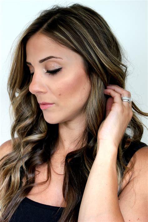 beach bronze makeup  au naturale review lauren mcbride