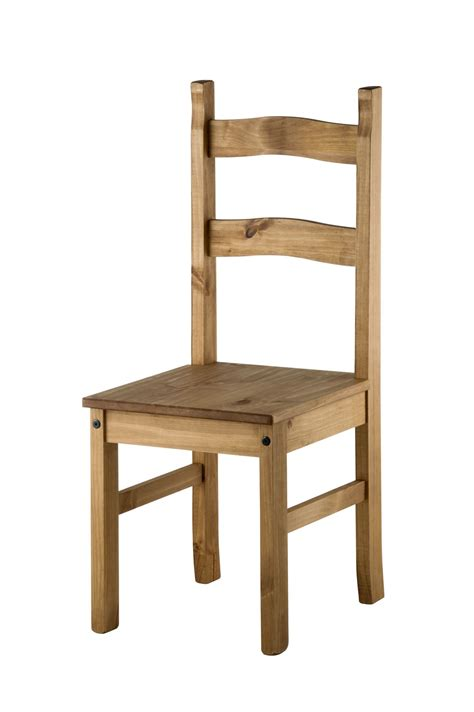 corona small mexican pine dining table 4 chairs solid