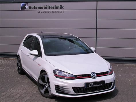 vw golf 7 gti performance mit 300ps by b b automobiltechnik tuningblog eu magazin