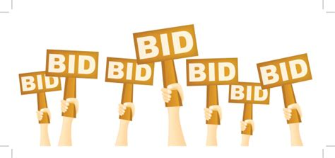 Bid Auction by Auction