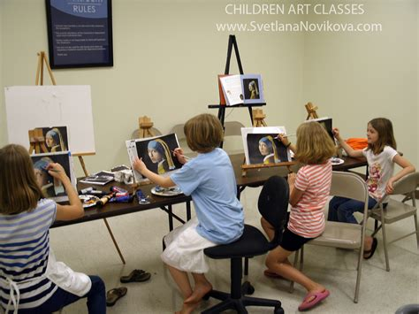 group  private art classes  austin area texas