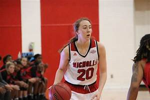 the nicholls worth | Women's basketball notches two ...