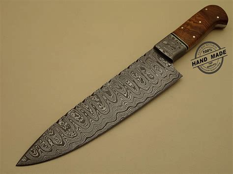 made kitchen knives professional damascus kitchen chef s knife custom handmade
