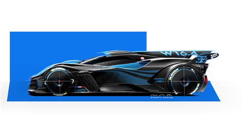 Bugatti bolide concept is a 1,825 hp 300 mph track weapon this is what happens when bugatti is let off the leash and decides to built the ultimate hypercar. The new Bugatti Bolide packs 1,850 hp with a top speed of over 500km/h! - AutoBuzz.my