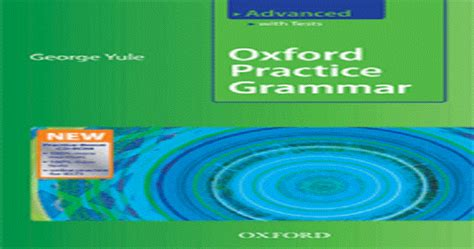 Oxford Practice Grammar Advanced Ebook With Audio Download