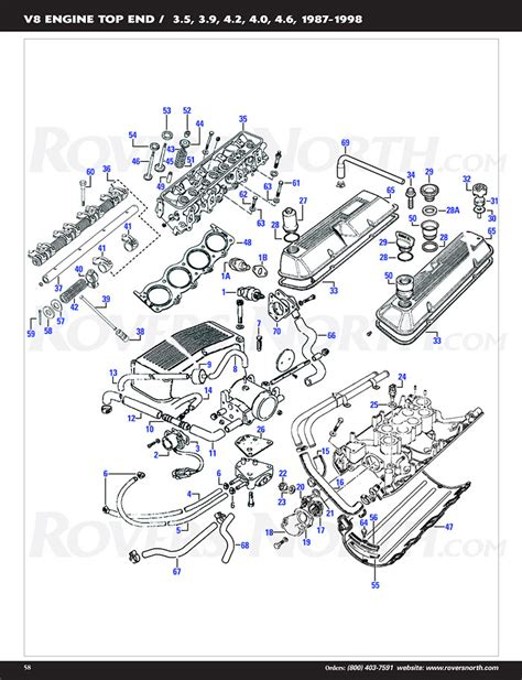 Discovery Engine Diagram by Land Rover Discovery I Engine Top End Exmoor Trim Usa