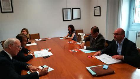 president chambre de commerce rencontre avec le président de la chambre de commerce et d