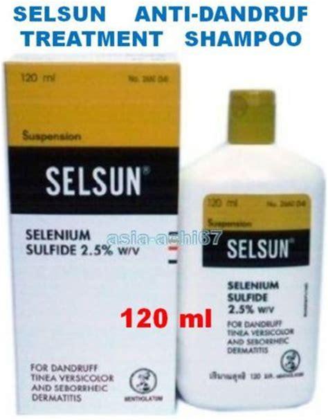 Selsun Shampoo Anti Dandruff,25%selenium Sulfide 1