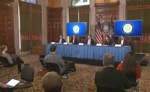 Governor cuomo press conference today. Coronavirus live blog: Sunday, March 15 updates   NCPR News