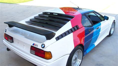 1980 Bmw M1 Ahg Coupe