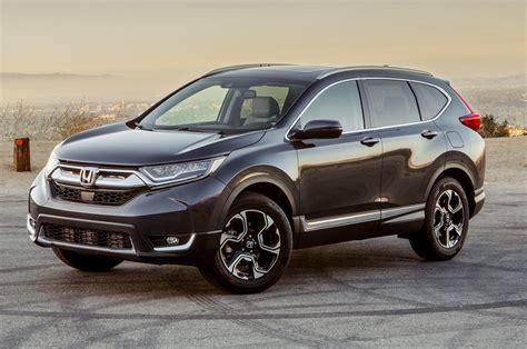 2018 Honda CR-V Gets Small Price Bump - Motor Trend