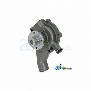74007551 Water Pump For Gleaner   Combine F2 G K2 M M2 M3