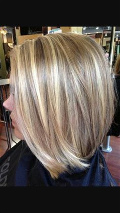 blonde highlights  chocolate golden lowlights soft