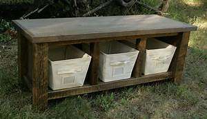 Small Entryway Storage Bench Coat Rack Plans