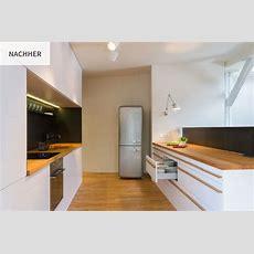 Arbeitsplatte Kuche Holz Eiche  Küche  Kitchen Cabinets