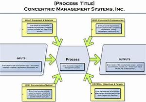 Create A Turtle Diagram For One Of Your Key Processes By
