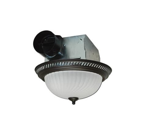 air king drlc701 rubbed bronze 70 cfm decorative bath fan with light from the