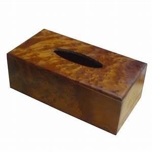 Boite A Mouchoir En Bois : boite mouchoirs en bois de thuya marqueterie d 39 essaouira maroc ~ Teatrodelosmanantiales.com Idées de Décoration