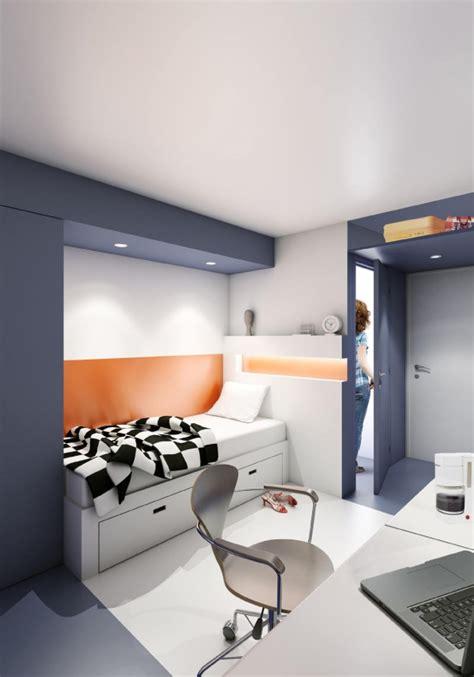 chambre etudiant rouen vie étudiante dans les coulisses de la future résidence