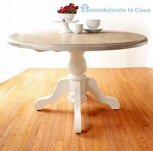 Remodelando la Casa: Kitchen Table and Chairs Makeover